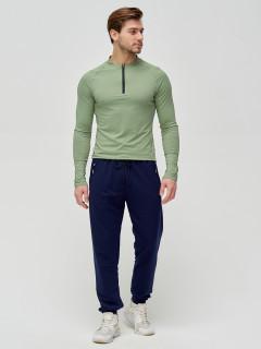 Трикотажные спортивные брюки мужские оптом от производителя купить у поставщика верхней одежды для всей семь MTFORCE в Москве по выгодным ценам артикул 2270TS