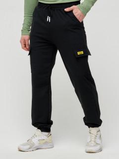 Трикотажные спортивные брюки мужские оптом от производителя купить у поставщика верхней одежды для всей семь MTFORCE в Москве по выгодным ценам артикул 2286Ch