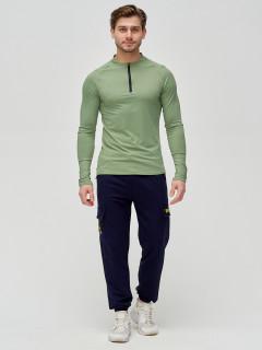 Спортивные брюки мужские оптом от производителя купить у поставщика верхней одежды для всей семь MTFORCE в Москве по выгодным ценам артикул 2286TS