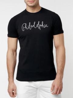 Купить мужские футболки оптом от производителя в Москве 229001Ch