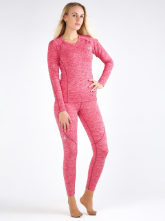 Термобелье розового цвета купить оптом в интернет магазине MTFORCE 2298R