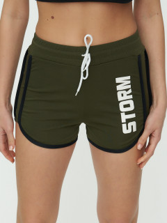 Купить спортивные шорты женские оптом от производителя 3005Kh