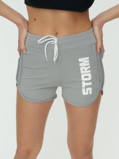 Купить спортивные шорты женские оптом от производителя 3005Sr