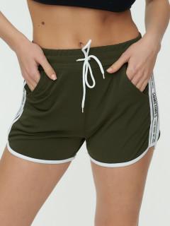 Купить спортивные шорты женские оптом от производителя 3008Kh