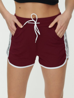 Купить спортивные шорты женские оптом от производителя 3008Bo