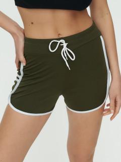 Купить спортивные шорты женские оптом от производителя 3010Kh