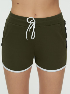 Купить спортивные шорты женские оптом от производителя 3019Kh