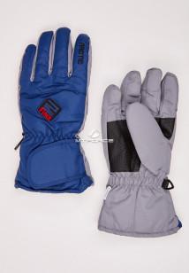 Купить оптом перчатки женские горнолыжные синего цвета 319S в интернет магазине MTFORCE.RU