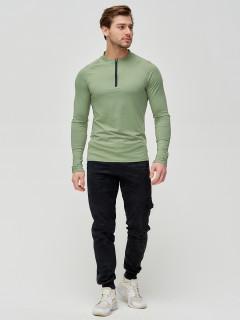 Трикотажные спортивные брюки мужские оптом от производителя купить у поставщика верхней одежды для всей семь MTFORCE в Москве по выгодным ценам артикул 3201Ch