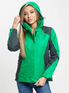 Купить оптом женскую спортивную куртку 3 в 1 от производителя в Москве дешево 33213Sr