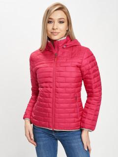 Купить оптом женскую спортивную стеганную куртку от производителя в Москве дешево 33315R