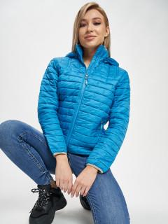Купить оптом женскую спортивную стеганную куртку от производителя в Москве дешево 33315S