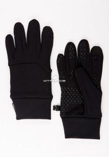 Купить оптом перчатки женские для активного отдыха черного цвета 366Ch в интернет магазине MTFORCE.RU