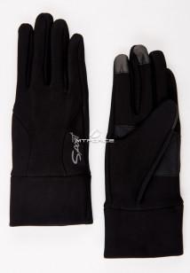 Купить оптом перчатки для активного отдыха черного цвета 367Ch в интернет магазине MTFORCE.RU