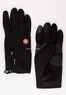 Купить оптом перчатки для активного отдыха черного цвета 368Ch в интернет магазине MTFORCE.RU