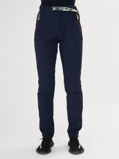 Купить оптом брюки женские из ткани softshell дешево 371TS