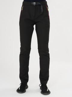 Купить оптом брюки женские из ткани softshell дешево 371Ch