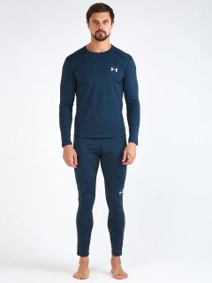 Термобелье мужское темно-синего цвета купить оптом в интернет магазине MTFORCE 3795TS
