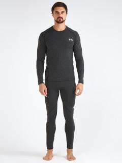 Термобелье мужское темно-серого цвета купить оптом в интернет магазине MTFORCE 3795TС