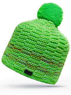 Купить оптом шапку зеленого цвета в интернет магазине MTFORCE 6011Z