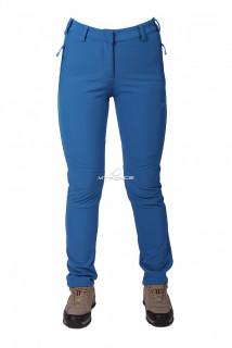 Купить оптом брюки виндстопер женские синего цвета  3820S в интернет магазине MTFORCE.RU