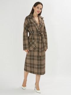 Купить демисезонное пальто женское оптом в Москве от производителя дешево 40002K