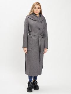 Купить демисезонное пальто женское оптом в Москве от производителя дешево 42107Sr