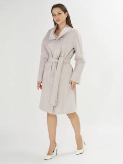 Купить демисезонное пальто женское оптом в Москве от производителя дешево 42115B