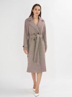 Купить демисезонное пальто женское оптом в Москве от производителя дешево 42122B