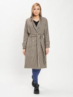 Купить демисезонное пальто женское оптом в Москве от производителя дешево 42123B