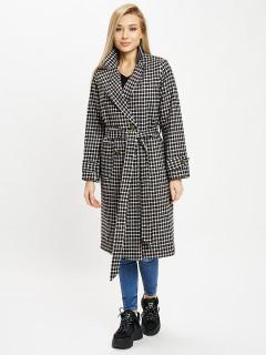 Фабрика производитель MTFORCE предлагает купить оптом пальто демисезонное по выгодной и доступной цене с доставкой в городе *город*, а так же по всей России и СНГ. Артикул 42123ChB