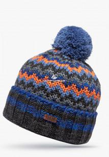 Интернет магазин MTFORCE.ru предлагает купить оптом шапки зимние оранжевого цвета 5543O по выгодной и доступной цене с доставкой по всей России и СНГ