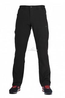 Купить оптом брюки виндстопер мужские темно-серого цвета  6806TC в интернет магазине MTFORCE.RU