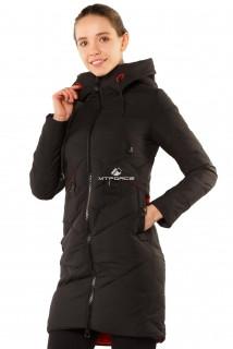 Интернет магазин MTFORCE.ru предлагает купить оптом куртку женскую зимнюю молодежную черного цвета 7167Ch по выгодной и доступной цене с доставкой по всей России и СНГ