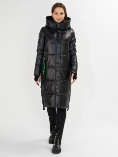 Купить оптом женскую зимнюю молодежную куртку в интернет магазине MTFORCE 72101Ch