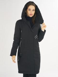 Купить оптом женскую зимнюю молодежную куртку в интернет магазине MTFORCE 72115Ch
