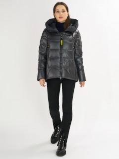 Купить оптом женскую зимнюю молодежную куртку в интернет магазине MTFORCE 72117TC