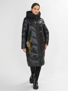 Купить оптом женскую зимнюю молодежную куртку в интернет магазине MTFORCE 72169Ch