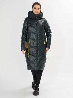 Купить оптом женскую зимнюю молодежную куртку в интернет магазине MTFORCE 72169TZ