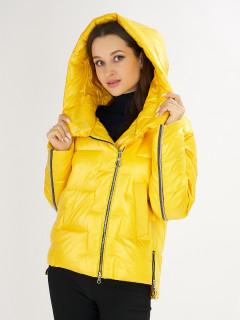Фабрика производитель MTFORCE предлагает купить оптом женскую зимнюю молодежную куртку по выгодной и доступной цене с доставкой в городе *город*, а так же по всей России и СНГ. Артикул 7223J