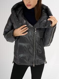 Купить оптом женскую зимнюю молодежную куртку в интернет магазине MTFORCE 7223TC