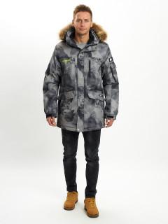 Купить молодежные зимние куртки удлиненную оптом от производителя дешево в Москве 737TC