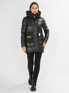 Фабрика производитель MTFORCE предлагает купить оптом женскую зимнюю молодежную куртку по выгодной и доступной цене с доставкой в городе *город*, а так же по всей России и СНГ. Артикул 7501Bt