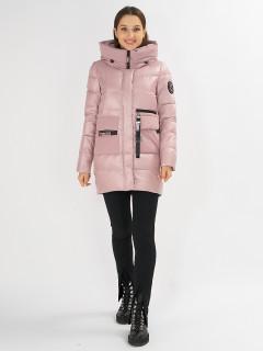Фабрика производитель MTFORCE предлагает купить оптом женскую зимнюю молодежную куртку по выгодной и доступной цене с доставкой в городе *город*, а так же по всей России и СНГ. Артикул 7501Ch