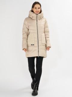 Фабрика производитель MTFORCE предлагает купить оптом женскую зимнюю молодежную куртку большого размера по выгодной и доступной цене с доставкой в городе *город*, а так же по всей России и СНГ. Артикул 7519B