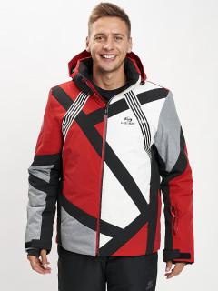 Купить оптом мужскую зимнюю горнолыжную куртку от производителя дешево в Москве 77015Kr