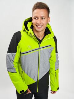 Купить оптом мужскую зимнюю горнолыжную куртку от производителя дешево в Москве 77016Z