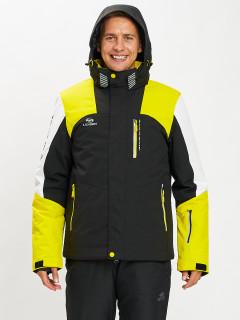 Купить оптом мужскую зимнюю горнолыжную куртку от производителя дешево в Москве 77018J