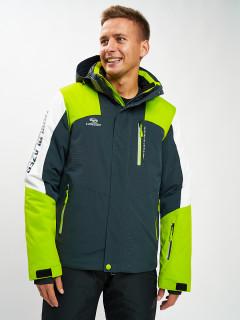 Купить оптом мужскую зимнюю горнолыжную куртку от производителя дешево в Москве 77018Z