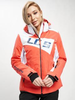 Купить оптом женскую зимнюю горнолыжную куртку от производителя дешево в Москве 77030O